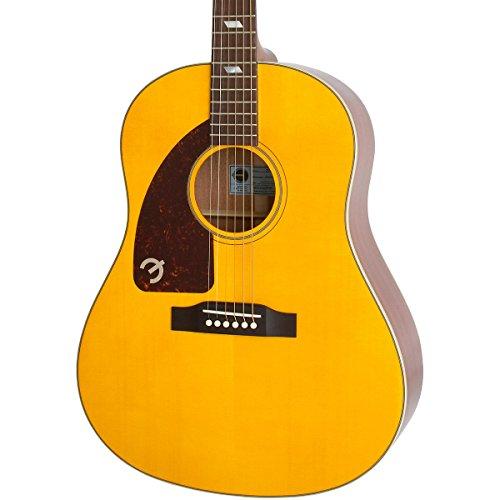 Epiphone Eet4Lannh3 Acoustic-Electric Guitar, Antique Natural