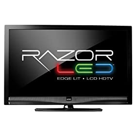 VIZIO M320VT 32-Inch 1080p LED LCD HDTV with Razor LED Backlighting, Black