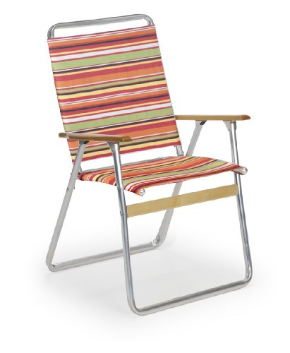 Telescope Casual The Original Easy In/Out High Back Folding Chair, Cantina