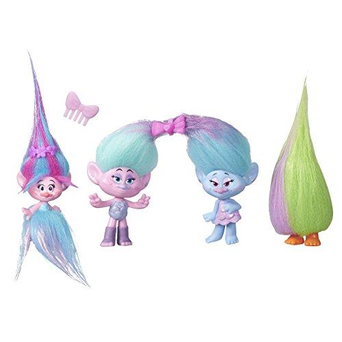 Trolls - Bambola Poppys Fashion Frenzy