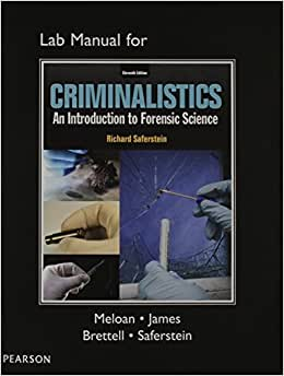 criminalistics an introduction to forensic science 11th edition pdf download