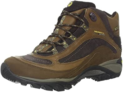 Merrell Ladies Siren Waterproof Mid Leather Boot by Merrell