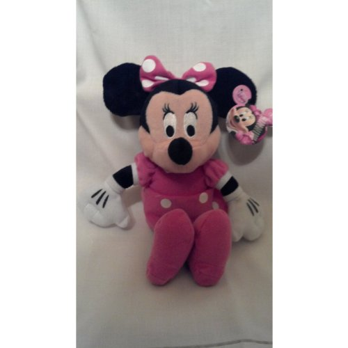 Just Play Plush Toys - Disney - MINNIE MOUSE (9 inch) - 1