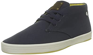 Fish 39 n 39 chips by base london rod men 39 s hi top sneakers for Fish n chips shoes