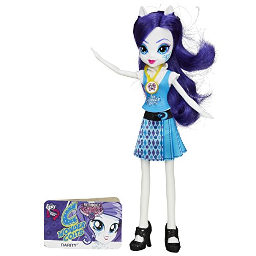 My Little Pony Equestria Girls Rarity Friendship Games Doll - 1