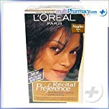 Loreal Paris recital preference naples black 1