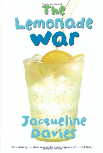 The Lemonade War (The Lemonade War Series) front-831999