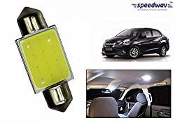 Speedwav Car Roof LED SMD Light WHITE-Honda Amaze Old