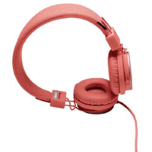 Urbanears Plattan On-Ear Headphones Coral