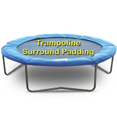 Coussin protection trampoline pas cher - Coussin de protection trampoline 244 ...