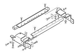 Draw Tite 6385 Gooseneck Installation Rail Kit