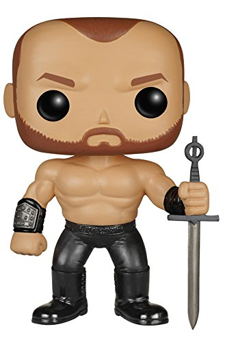 Funko POP Game of Thrones: The Mountain Action Figure - 1