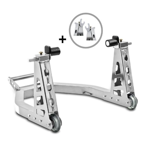 Rear Motorcycle Paddock Stand ConStands Superlight Universal-Racing for Yamaha YZF 750 R, YZF 750 SP, YZF-R 125, YZF-R1, YZF-R6, YZF-R6 S/ MT-09 / MT-07