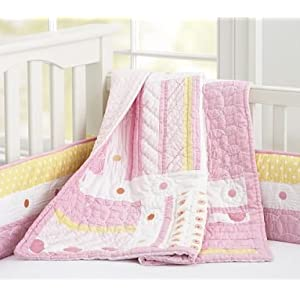 Childrens Nursery Bedding on Amazon Com  Pottery Barn Kids Stella Nursery Bedding  Baby