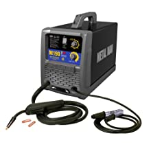 Metal Man M190 190 Amp 230-Volt MIG Wire Feed Welder