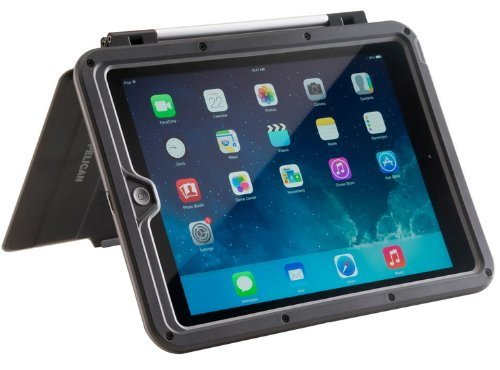 Pelican Progear Ipad Air Vault Extreme Protection Case With Cover / Stand