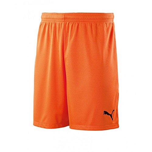 Puma Teamwear Velize Mens Training Shorts Orange Size 3XL