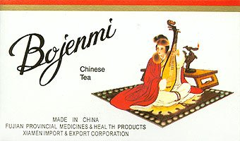 Bojenmi Chinese Diet Tea to Support Weight Control - 20 Bags Per Box