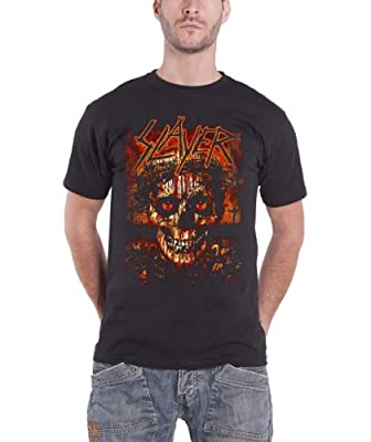 Slayer - Crowned Skull T-Shirt