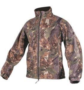 Jack Pyke Waterproof Fleece Jacket English Oak Mens Medium