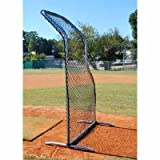 Bullet L-Screen Baseball with Overhead Protector by Better Baseball
