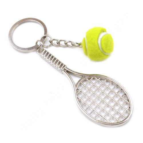 new-fashion-men-women-unisex-tennis-racket-pendant-key-chain-key-ring