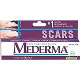 MEDERMA SKIN CARE GEL FOR SCARS ,ACNE,STRETCH MARKS 10GM by Mederma