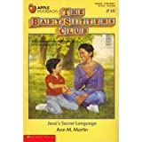 Jessi's secret language (The Baby-sitters Club) (0590415867) by Martin, Ann M