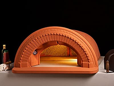 Spazio Pizza Oven Kit by Alfa Forni