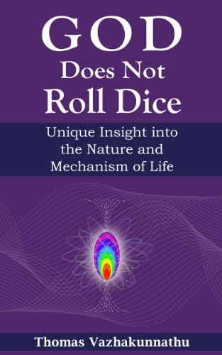 E-book - God Does Not Roll Dice by Thomas Vazhakunnathu