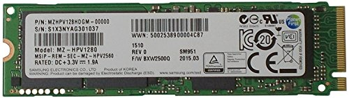 Samsung SM951 128 GB Internal Solid State Drive MZHPV128HDGM-00000