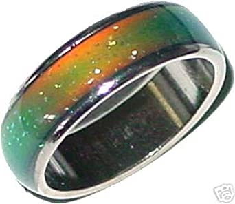 Original Mood Ring - Endless Band Mood Ring in Assorted Girls Sizes