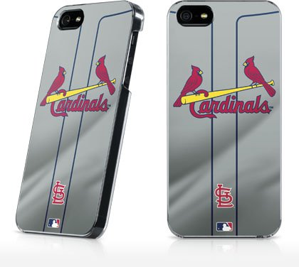 MLB | St. Louis Cardinals Alternate/Away Jersey | LeNu Case for Apple iPhone 5 / 5s at Amazon.com