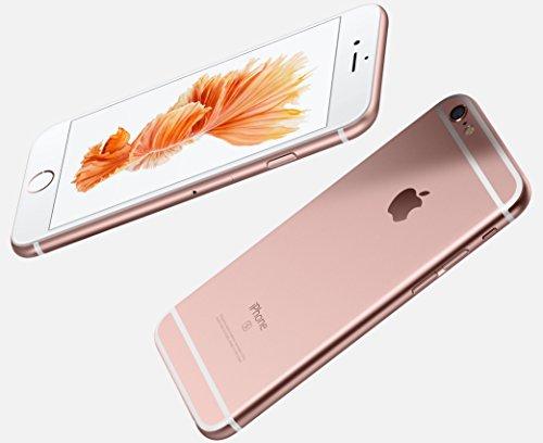 Apple 2015 iPhone 6s Plus SIMフリー【米国版SIMフリー】 (128GB, ローズゴールド)
