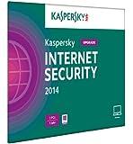 Kaspersky Internet Security 2014 Upgrade - 3 PCs  (Frustfreie Verpackung)