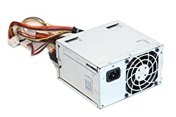 Genuine Dell TH344 PowerEdge 800, 840, 830 Server, PowerValut PV840, PV100, DP100 Systems 420W Power Supply PSU, Compatible Part Numbers: T3269, T9449, WH113, GD278, JF717 Model Numbers: NPS-420AB E, NPS-420AB A