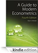 A Guide to Modern Econometrics [Edizione Kindle]