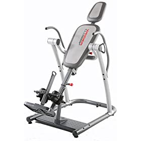 Healthrider Inversion System http://www.zimbio.com/Absolute+Fitness/articles/VpD63_8Q1-v/Weider+Club+Inversion+System+Review