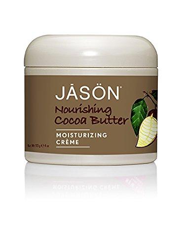 JASON Nourishing Cocoa Butter Moisturizing Creme, 4 Ounce Tub Cocoa Creme