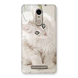 Cute Look Kitty Back Case Cover for Xiaomi Redmi Note 3