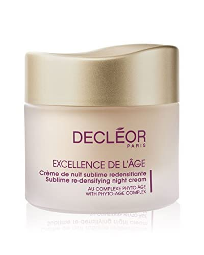 DECLEOR Excellence de L'age Crema De Noche Sublime Redensifiante Con Complejo Phyto-Âge 50 ml 50 ml