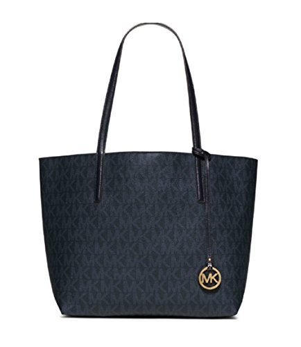 Michael Kors Hayley Large Tote, Bl Blue/Light Sky (Michael Kors Light Blue Bag compare prices)
