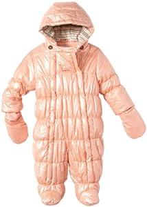 MEXX - Mono para la nieve de manga larga para niña