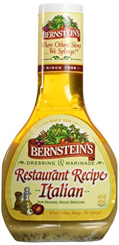 Bernstein's Restaurant Recipe Italian Dressing, 14-Ounce (Pack of 3)