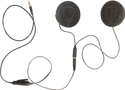 Red Redphones Headphones Black