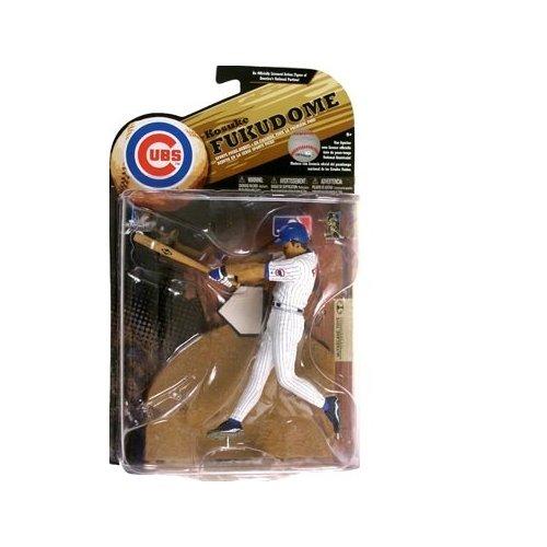 McFarlane Toys MLB Sports Picks Series 24 (2009 Wave 1) Action Figure Kosuke Fukudome (Chicago Cubs)