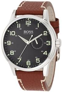 Hugo Boss Men's 1512723 HB2006 Luminova numbers Watch