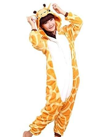 Sleepsuit Costume Cosplay Homewear Lounge Wear Kigurumi Pajamas L