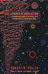 A Primer of Drug Action :A Comprehensive guide to the actions,uses, and side effects of psychoactive drugs 11th/Ed