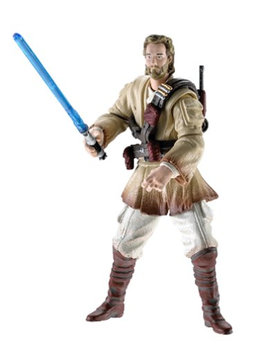 Star Wars: Clone Wars Obi Wan Kenobi (General of the Republic Army) Action Figure